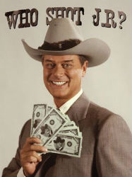 Actor Larry Hagman is perhaps best known for his role as the infamous J. R. Ewing on the nighttime soap opera 'Dallas.'