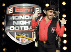 Hank Williams Jr. has been sidelined by ESPN.