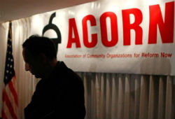A Fox news report suggests ACORN may be unethically supporting OWS.