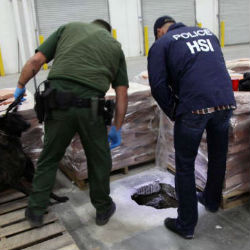 U.S. federal authorities have found more than 75 cross-border smuggling tunnels in the past four years, most of them in California and Arizona, according to ICE.