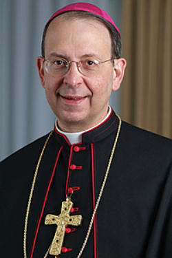 Bishop William Lori