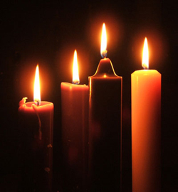 During Advent we prepare our hearts to embrace the light of Christ as the light of our own life.