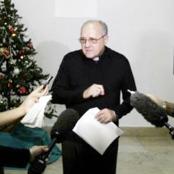 'It will be a moment for energizing the faith in Cuba. It will give strength and vigor to the faith in Cuba,' Monsignor Jose Felix Perez, executive secretary of the Cuban Bishops Conference said. 'The visit should be one of peace and reconciliation.'