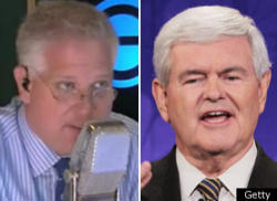 On Tuesday, December 6, 2011, I heard Glenn Beck's radio interview of Newt Gingrich