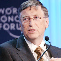 'By supporting the Global Fund, we can help to change the fortunes of the poorest countries in the world,' Bill Gates said in a statement. 'I can't think of more important work'