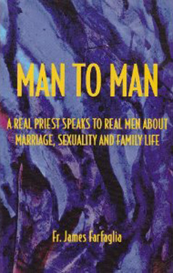 The vital truth about how to live as men in Christ is desperately needed today. 'Man to Man' is straight talk about what matters most.