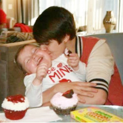 Thanks to the Jimmy Fund, Avalanna Routh got a pretend marriage to Bieber last year to earn the moniker 'Mrs. Bieber.' Her family created a Facebook page dedicated to somehow arranging a meeting between Routh and Bieber, and it came to be three days after Bieber tweeted the link to the WHDH segment to his more than 17 million followers.