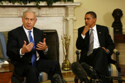 The stakes couldn't be higher as Obama urges restraint. Netenyahu's position is both critical and difficult.