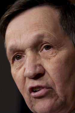 Ohio voters fired Kucinich on Tuesday.