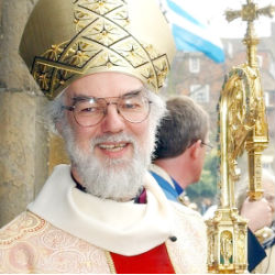 Head of the 85 million-member worldwide Anglican Communion Archbishop of Canterbury Rowan Williams has announced that he will step down from his post at the end of the year. The archbishop of Canterbury, Williams has held the top role in the Church of England for 10 years.