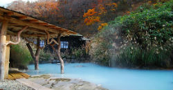Japanese hot springs are beautiful, luxurious affairs -- but mind the rules!