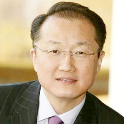 During his short tenure at Dartmouth, Dr. Kim won a reputation as a level-headed technocrat who frequently encouraged students to think globally.