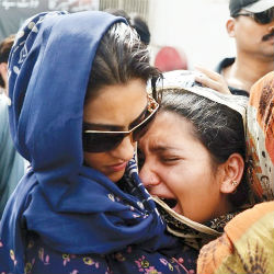 The horrific story highlights the horrible mistreatment that many women face in Pakistan's conservative, male-dominated culture and is a reminder that the country's rich and powerful often appear to operate with impunity.