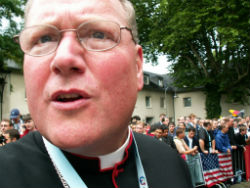 Archbishop Dolan is at the head of a national movement to fight Obama's unconstitutional HHS mandate.