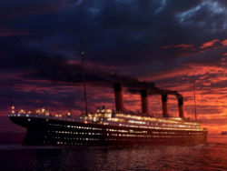 A century after her sinking, Titanic still invokes mystery and awe.