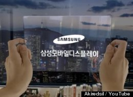 Samsung's appear to pretty much on track. YOUM displays will hopefully be available by the end of this year.