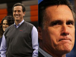 Santorum's endorsement of Romney isn't exactly ringing, but it still counts.
