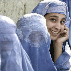 Women in Afghanistan have won numerous rights and freedoms since the Taliban-led government was ousted in 2001. Women were not allowed to work, receive an education or leave their homes unless they were escorted by a man under repressive Taliban rule.