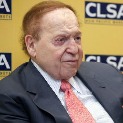 Sheldon Adelson's insiders said that he wants to be certain about Romney's positions on key issues, including support for Israel against aggressors in the Middle East. Adelson has been highly vocal about President Barack Obama's support of Israel as too weak.