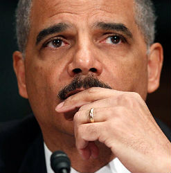 Attorney general Eric Holder allegedly failed to turn over documents subpoenaed in October of last year in the Fast and Furious 'gun-walking' investigation.