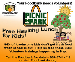 Help these kids give out food during the summer.