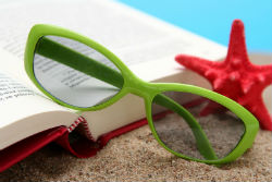 Summer reading is a fun way to pass time during the summer while keeping the mind active.