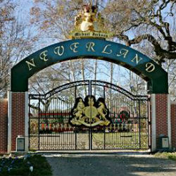 Hundreds of fans crowded Neverland's still-locked entrance last month, on the third anniversary of Michael Jackson's death. Many of those who had gathered there agreed it would be wonderful to transform the ranch into a testament to Jackson's life.