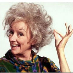 In an age where many females are highly conscious of their looks, Phyllis Diller did everything she could to accentuate them - negatively. Opting for outrageous fright wigs, she deliberately shopped for stage shoes that made her legs look as skinny as possible.