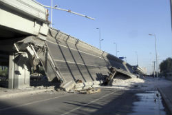 The collapse in Harbin shows the dangers of Chinese McBridges.