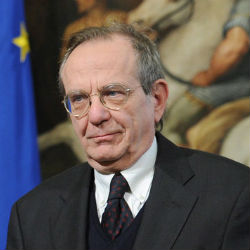 According to the Organization for Economic Cooperation and Development's Chief Economist Pier Carlo Padoan, the Eurozone's ongoing debt crisis is pushing the 17-nation partnership into recession.