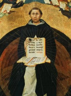 Manuscript Fragment of St. Thomas Aquinas Discovered in ...