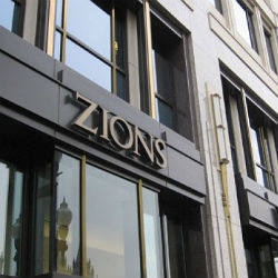 Synovus Financial of Columbus, Georgia, which received $968 million, Popular, a Puerto Rican bank that got $935 million, and Zions Bancorporation, a Salt Lake City bank. Zions has only repaid half of the $1.4 billion it was originally given.