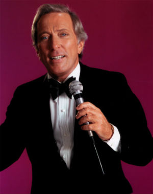 Andy Williams made the song 'Moon River' indisputably his own when he sang it at the 1962 Academy Awards ceremony and titled a subsequent album after it. His theater in Branson is named the Andy Williams Moon River Theater.