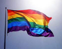 The 'rainbow flag' has become a symbol of the frontal assault on true marriage by some in the homosexual community