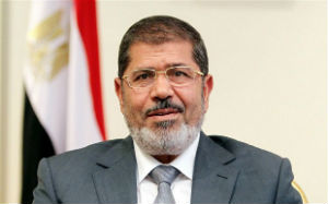 Mohammed Morsi, does not see the US as either an ally, nor an enemy.