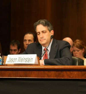The scathing report marked Jason Weinstein, the deputy assistant attorney general for the Criminal Division, as the highest-ranking DOJ employee in a position to stop the program. Weinstein has since resigned in the wake of the report.
