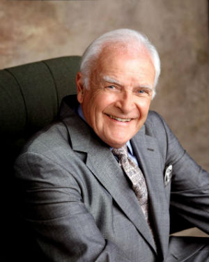 Actor john Ingle is probably best known as stately patriarch Edward Quartermaine on the daytime soap, 'General Hospital,' to which he spent 20 years of his professional life.