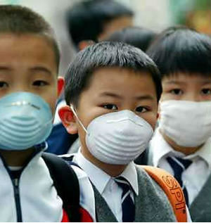 Severe acute respiratory syndrome, or SARS erupted in China in late 2002 and spread to a number of countries, infecting more than 8,000 people and killing about 775 before it disappeared in mid 2003.