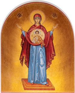 Mary, Mother of the Lord and Mother of the Church