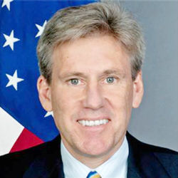U.S. Ambassador Chris Stevens, who previously risked his life to help Libyans overthrow Dictator Moammar Khadafi, was killed in Benghazi. He was the first U.S. ambassador to be killed int he line of duty since 1979.