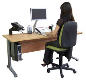 Kidney expert Dr. Jeffrey S. Berns, a professor of medicine at the University Of Pennsylvania School Of Medicine says not to quit your desk job straightaway. The study failed to prove that sitting actually caused the kidneys to become diseased.