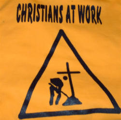 For the Christian, all human work participates in the ongoing work of redemption