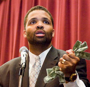 Redecorating your home can do much to lift a person's spirits. Rep. Jesse Jackson Jr., an Illinois congressman on medical leave for his bi-polar condition, did just that. The problem: the son of Jesse Jackson is now accused of squandering campaign funds in order to give his interior a splash of new paint.