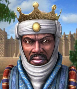 Mansa Musa  was a West Africa king who ruled the Malian Empire which covered modern day Ghana, Timbuktu and Mali. He had a personal net worth of $400 billion at the time of his death in 1331.