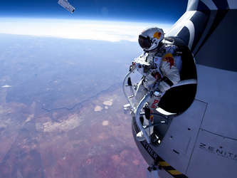 Fearless Felix Baumgartner's success robbed his friend Joe Kittinger with his sole record, for the longest time spent in a freefall. But he was clearly as relieved as anyone to see the others broken at last.