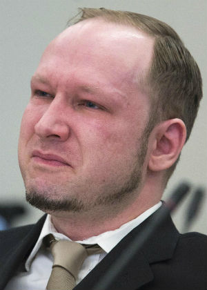 Breivik would like a thermos. Among other things...