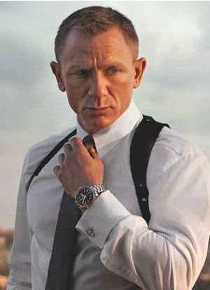 'Skyfall' marks relative Bond newcomer Daniel Craig's third time donning the tuxedo. In addition to nabbing the biggest domestic opening for a James Bond pic, it also marked Sony's ninth No. 1 opening this year.