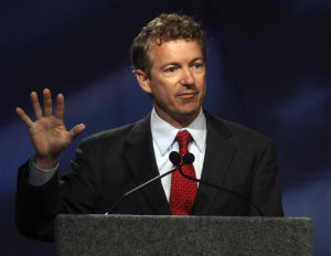 Rand Paul remains committed to his oath to oppose tax increases.
