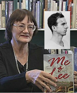 In her new memoir, 'Lee and Me: How I Came To Know, Love, And Lose Lee Harvey Oswald,' Judyth Baker argues that Oswald could not have murdered the 35th President of the United States in Dealy Plaza that cold day in November of 1963.