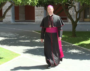 Bishop James Conley of Lincoln, Nebraska